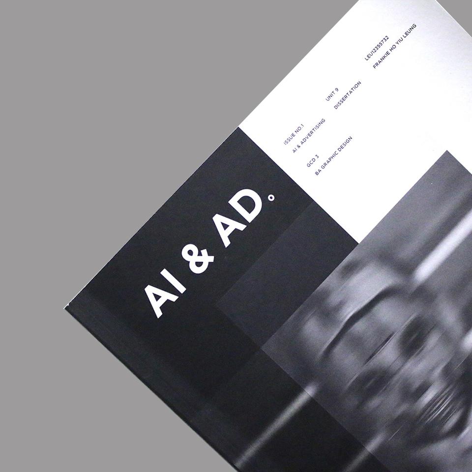 AI & AD。