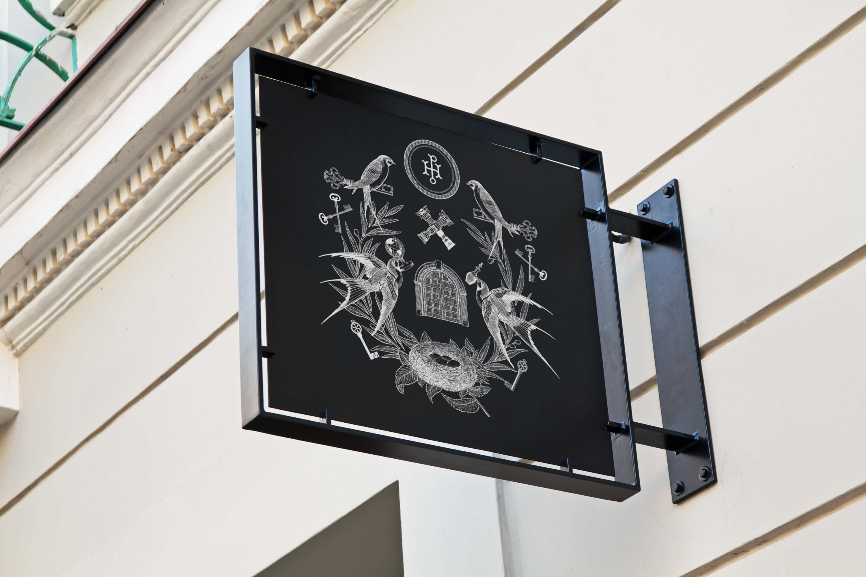 HPO Signage